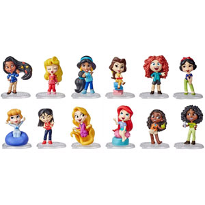 Disney Princess Comics Comfy Squad Collection Pack
