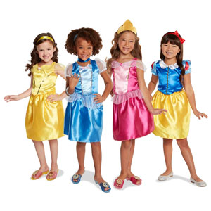 Disney Princess Dress-Up Trunk Deluxe