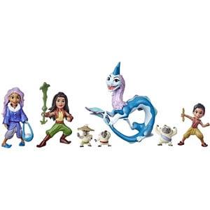 Disney Raya and The Last Dragon Kumandra Story Set