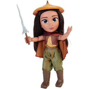 Disney Raya and the Last Dragon Raya Warrior Doll