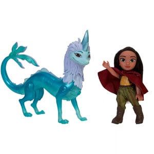 Disney Raya and the Last Dragon Petite Raya and Sisu Gift Set