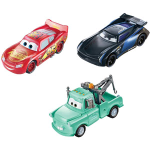 Disney and Pixars Cars Color Changers