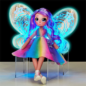 Dream Seekers Deluxe Light-Up Doll