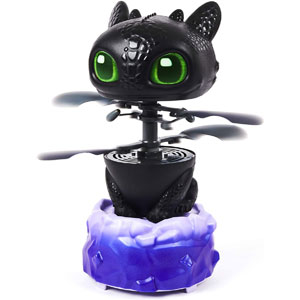 Dreamworks Dragons Flying Toothless