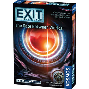EXIT: The Game The Gate Between Worlds