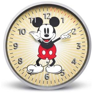 Echo Wall Clock - Disney Mickey Mouse Edition