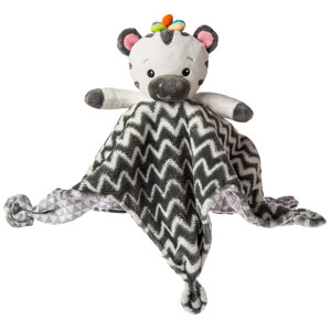 Baby Einstein First Discoveries Peekaboo Blanket - Zen Zebra