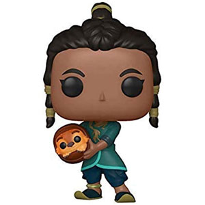 Funko POP! Disney Raya and the Last Dragon - Raya with Tuk Tuk