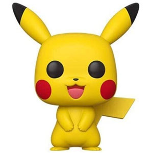 "Funko POP! Games: Pokemon 18"" Pikachu"