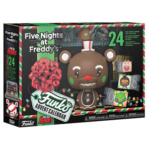 Funko Pint Size Heroes Five Nights At Freddys Advent Calendar (2021)