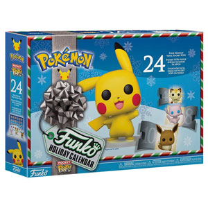 Funko Pocket POP! Advent Calendar: Pokémon (2021)