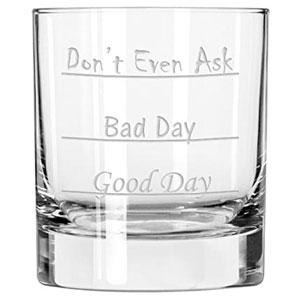 Funny Scotch Whiskey Glass