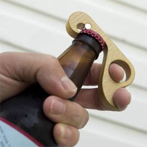 GrabOpener: One-Handed Bottle Opener