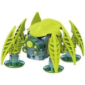 Gravity Bugs: Free-Climbing MicroBot