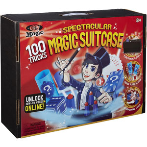 Ideal Spectacular Magic Suitcase