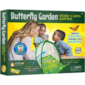 Insect Lore Butterfly Garden Home School Edition