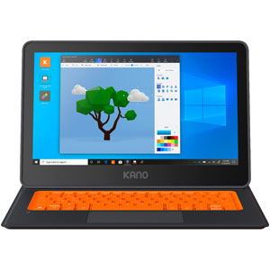 "Kano PC - 11.6"" Touchscreen Laptop & Tablet"