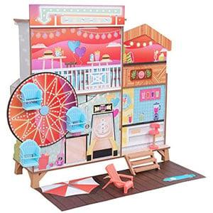 KidKraft Ferris Wheel Fun Beach House