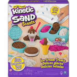 Kinetic Sand Ice Cream Treats