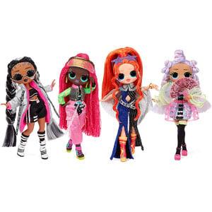 L.O.L. Surprise! Dance Dance Dance O.M.G. Fashion Dolls