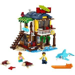 LEGO Creator 3-in-1 Surfer Beach House 31118