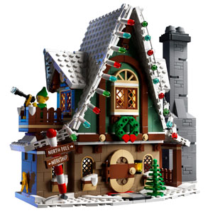 LEGO Creator Expert Elf Club House 10275