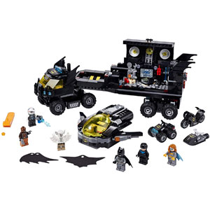 LEGO DC Mobile Bat Base 76160
