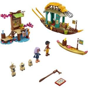 LEGO Disney Raya and the Last Dragon Bouns Boat 43185