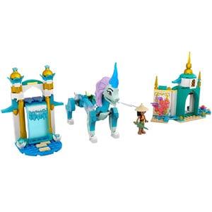 LEGO Disney Raya and the Last Dragon Raya and Sisu Dragon 43184