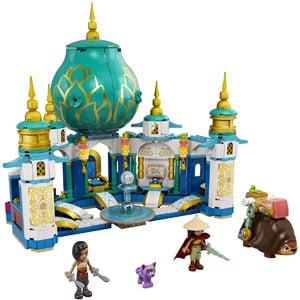 LEGO Disney Raya and the Last Dragon Raya and the Heart Palace 43181