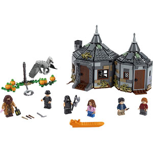 LEGO Harry Potter Hagrids Hut: Buckbeaks Rescue 75947