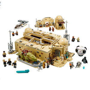 LEGO Star Wars Mos Eisley Cantina 75290