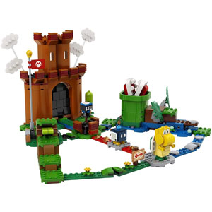 LEGO Super Mario Guarded Fortress 71362