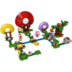 LEGO Super Mario Toad's Treasure Hunt 71368