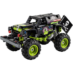LEGO Technic Monster Jam Grave Digger 42118