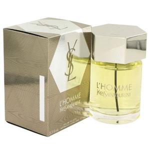 LHomme Yves Saint Laurent Eau De Toilette Spray, 3.3-Oz.