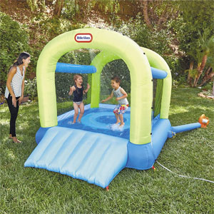 Little Tikes Splash n Spray Bouncer