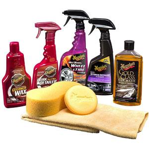 MEGUIARS Classic Wash and Wax Kit