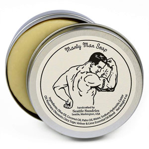 Manly Man Soap