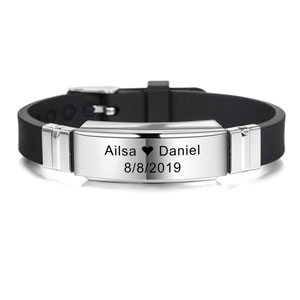MeMeDIY Personalized Bracelet