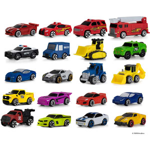 Micro Machines Super 20 Collection