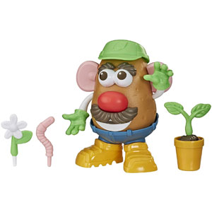 Mr. Potato Head Goes Green