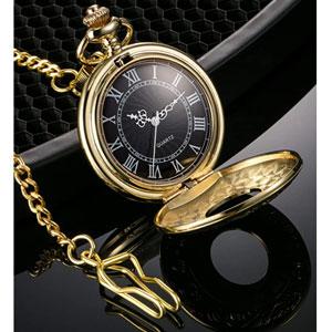 Mudder Vintage Quartz Pocket Watch