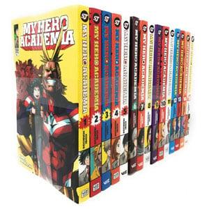 My Hero Academia Series (Vol 1-15)