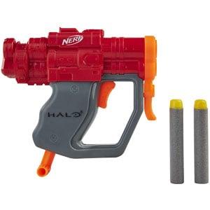 NERF MicroShots Halo SPNKr Blaster