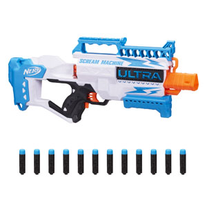 NERF Ultra Scream Machine Blaster