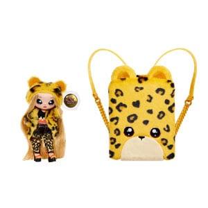 Na! Na! Na! Surprise Jennel Jaguar 3-in-1 Backpack Bedroom Playset