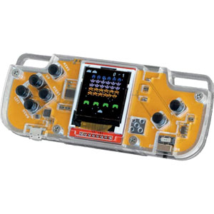 Nibble DIY Game Console