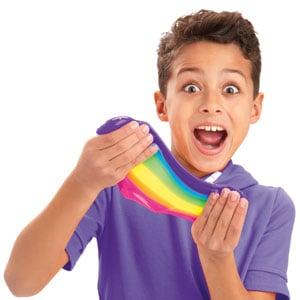 Nickelodeon Slime Neon Rainbow Giant Egg Surprise