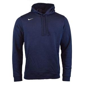 Nike Mens Pullover Fleece Club Hoodie